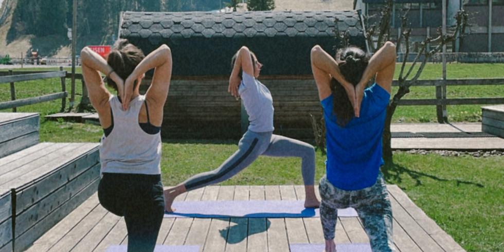 SOLD OUT September Yoga Camp @ Ski Lodge Hotel