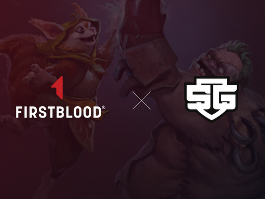 FIRSTBLOOD ANNOUNCES PARTNERSHIP WITH SG ESPORTS TEAM IN LATIN AMERICA