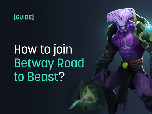 How to join Betway Road to Beastcoast?
