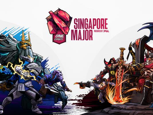 Los Equipos de la Major de Singapur