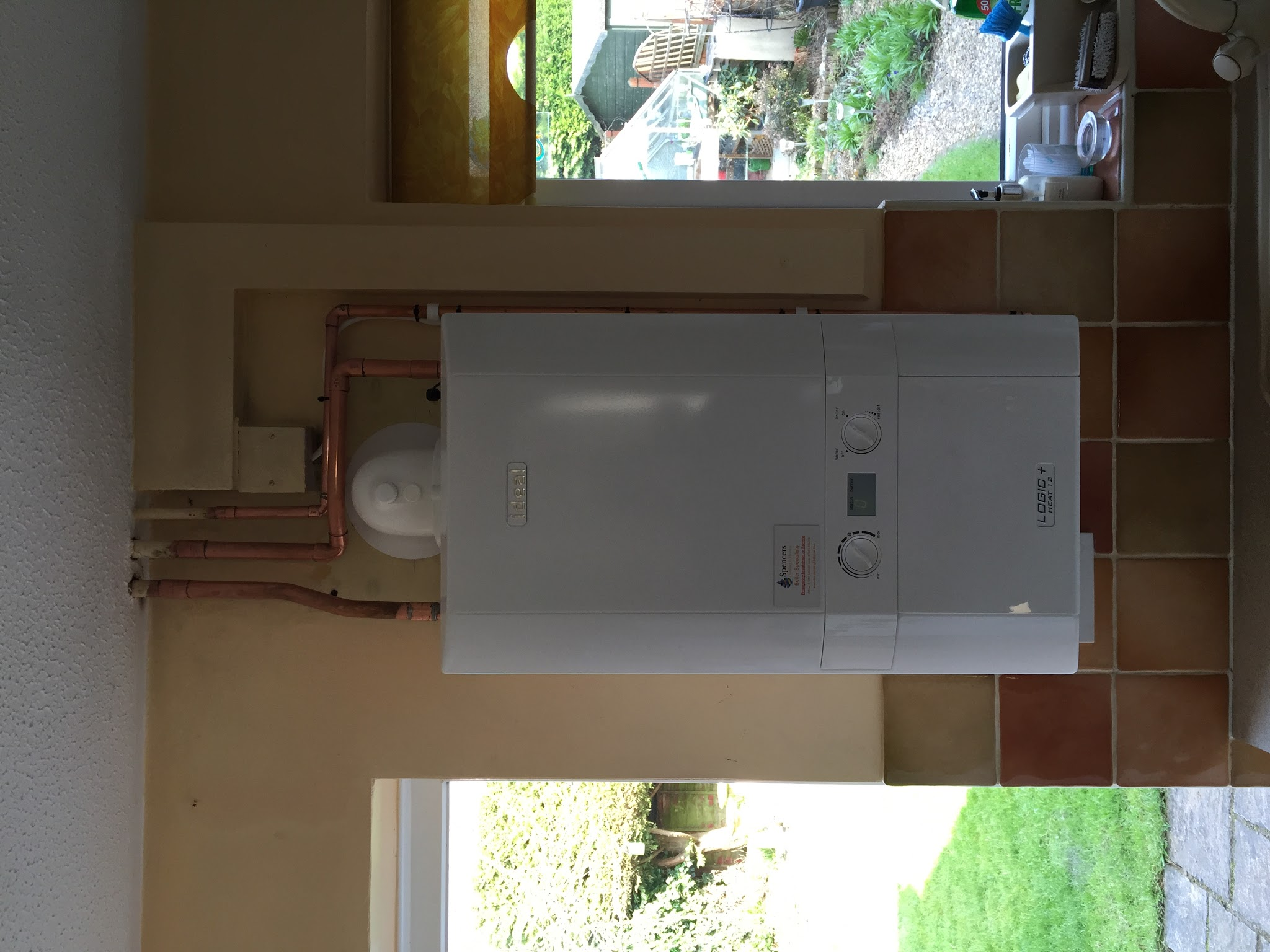 Ideal Heat Only Boiler