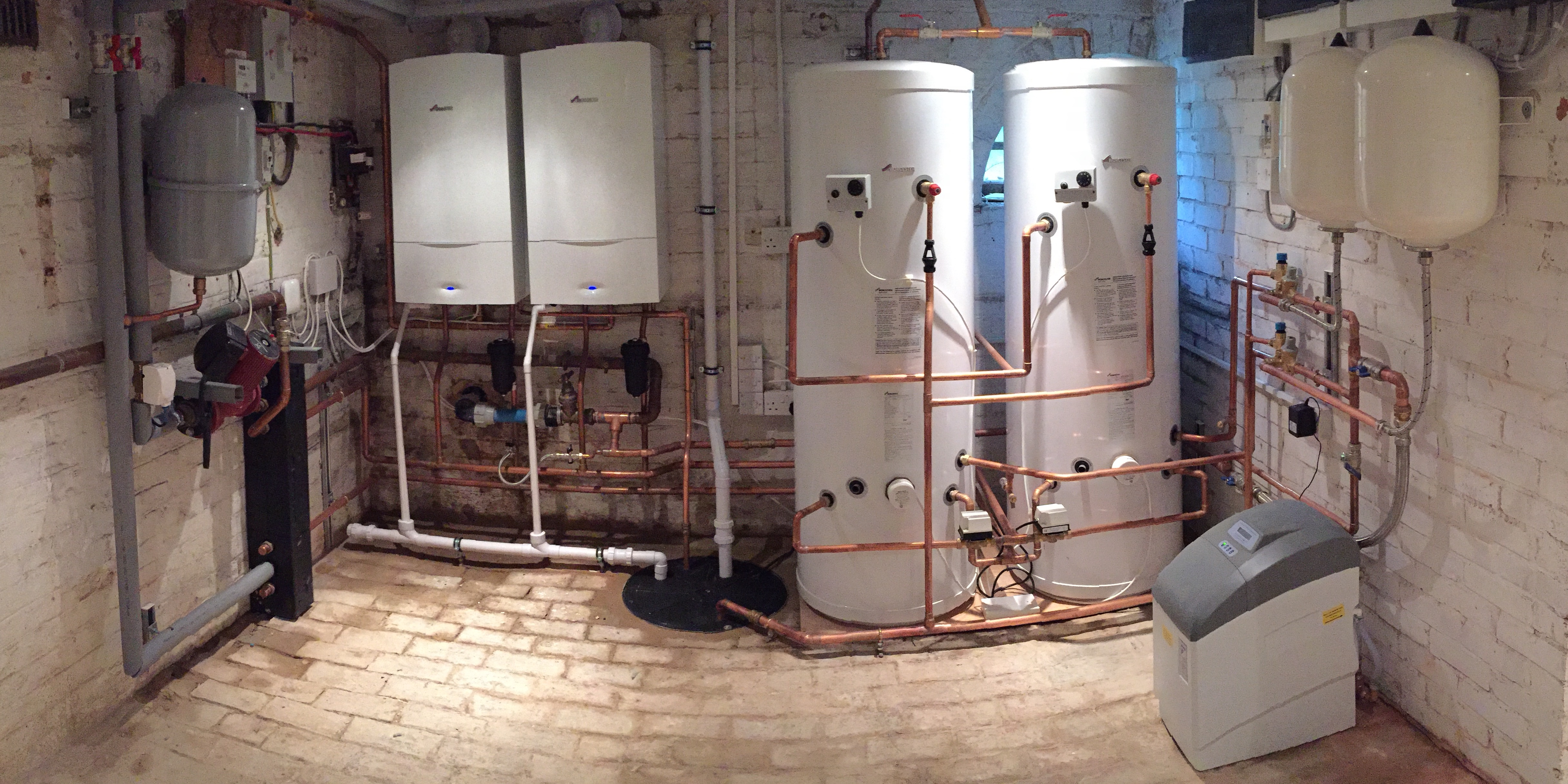 Worcester Boilers and Cylinders