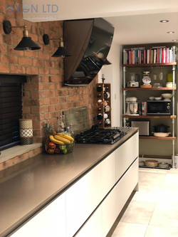 Industrial Style Kitchen - Didcot
