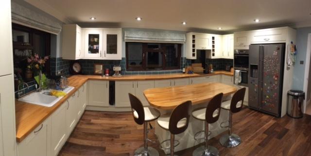Kitchen Renovation - Oxford