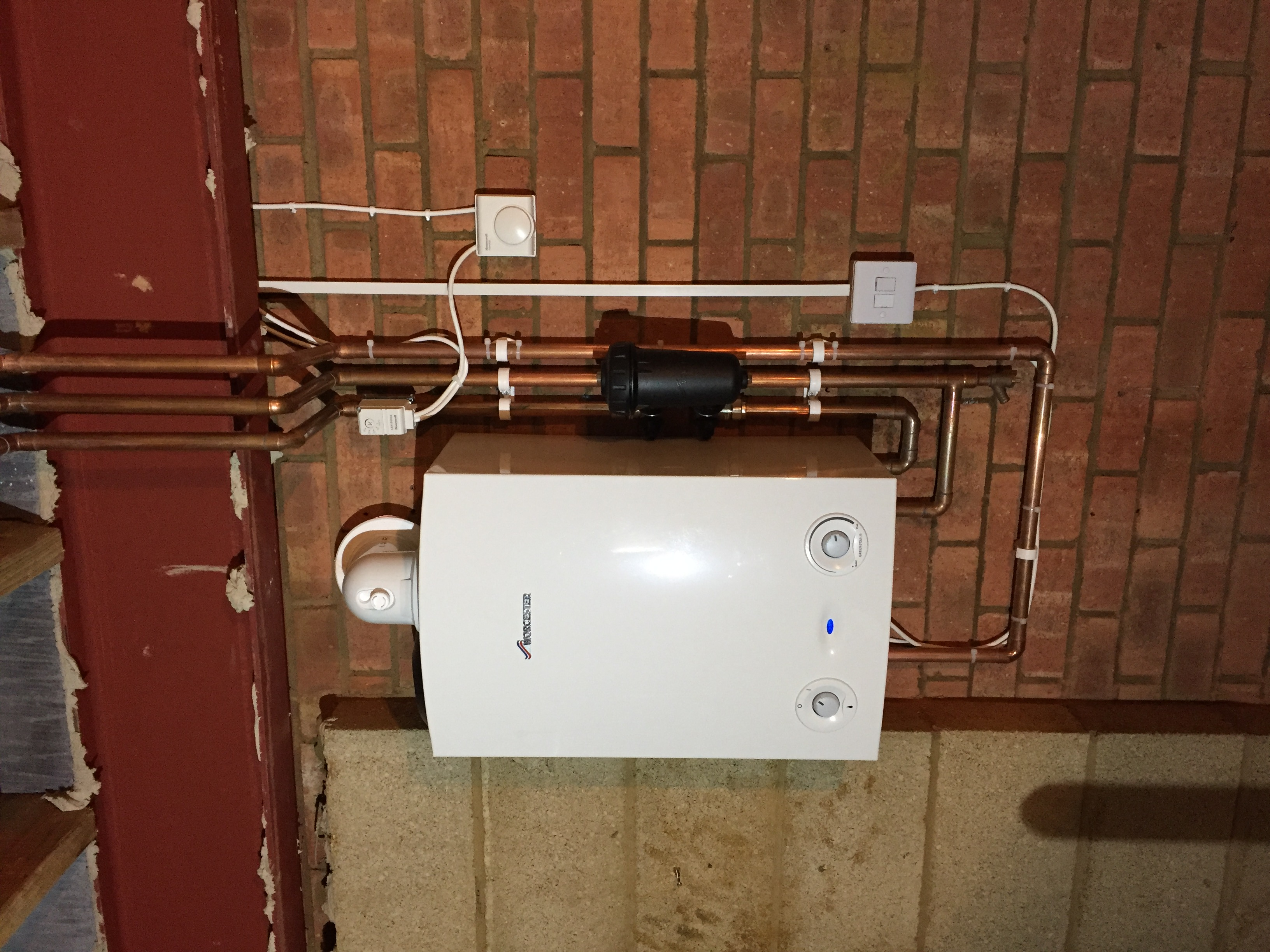 Worcester Heat Only Boiler