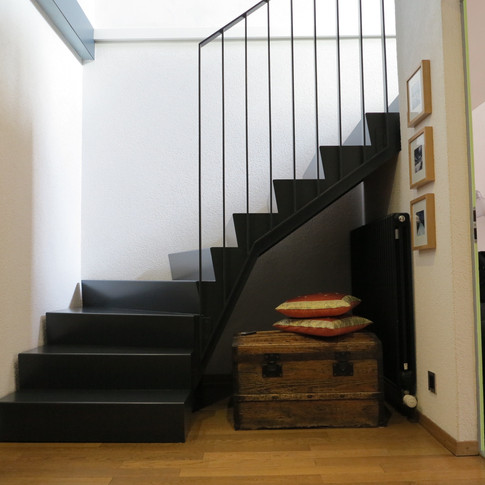 Escalier intérieu