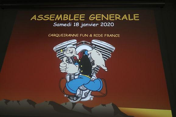 """A.G. """"CARQUEIRANNE FUN & RIDE FRANCE"""" 2020"""