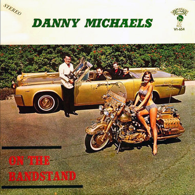 DANNY MICHAELS: ON THE BANDSTAND
