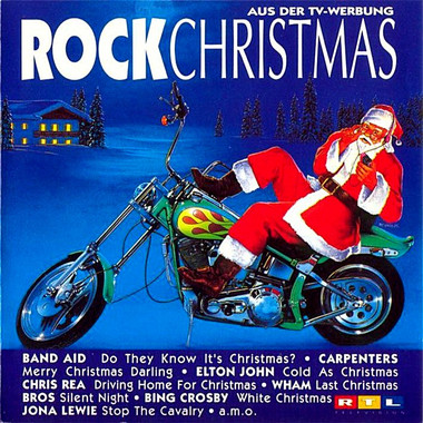 ROCK CHRISTMAS: compilation