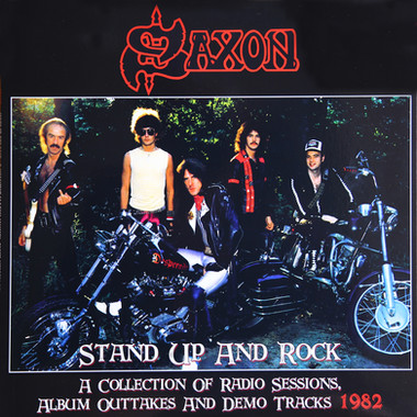 SAXON: STAND UP AND ROCK