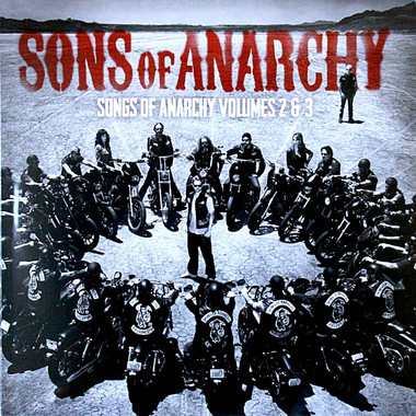 SONS OF ANARCHY: SONGS OF ANARCHY VOLUMES 2 & 3