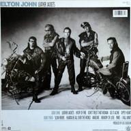 ELTON JOHN : LEATHER JACKETS