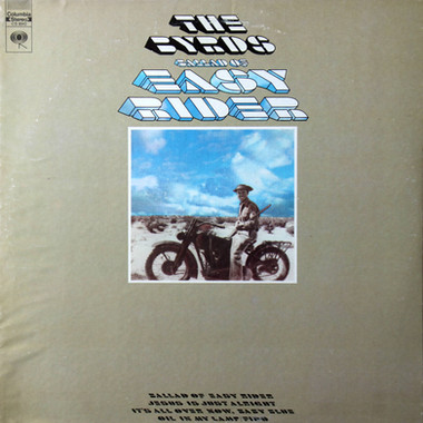THE BYRDS: BALLAD OF EASY RIDER