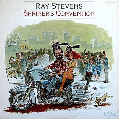 RAY STEVENS: SHRINER'S CONVENTION