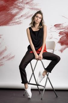 צלמת אופנה יצירתית