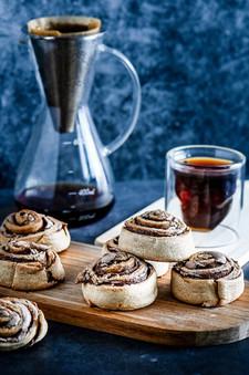 קפה ועוגיות