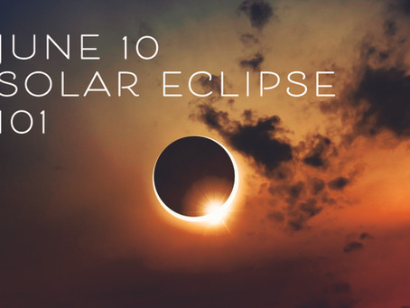 June 10 Total Solar Eclipse Energy Forecast