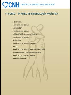 CURSO 1º NIVEL 4º