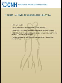 CURSO 1º NIVEL 6º