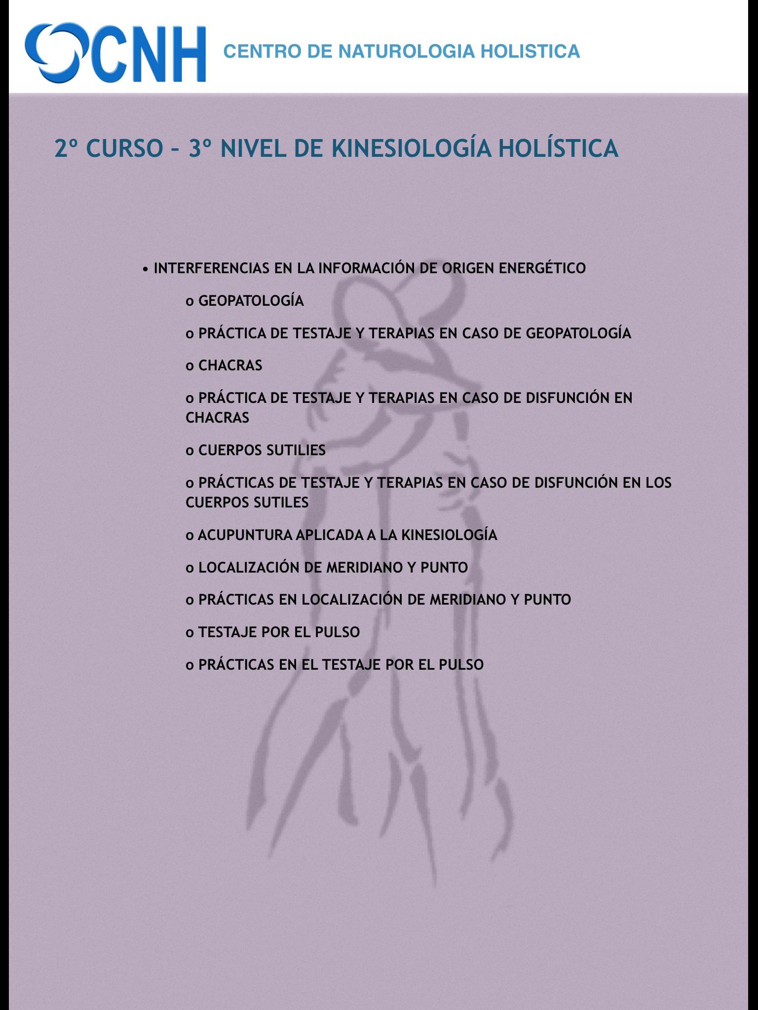 CURSO 2º NIVEL 3º