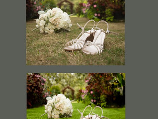 So you wanted green grass at your wedding. No problem!