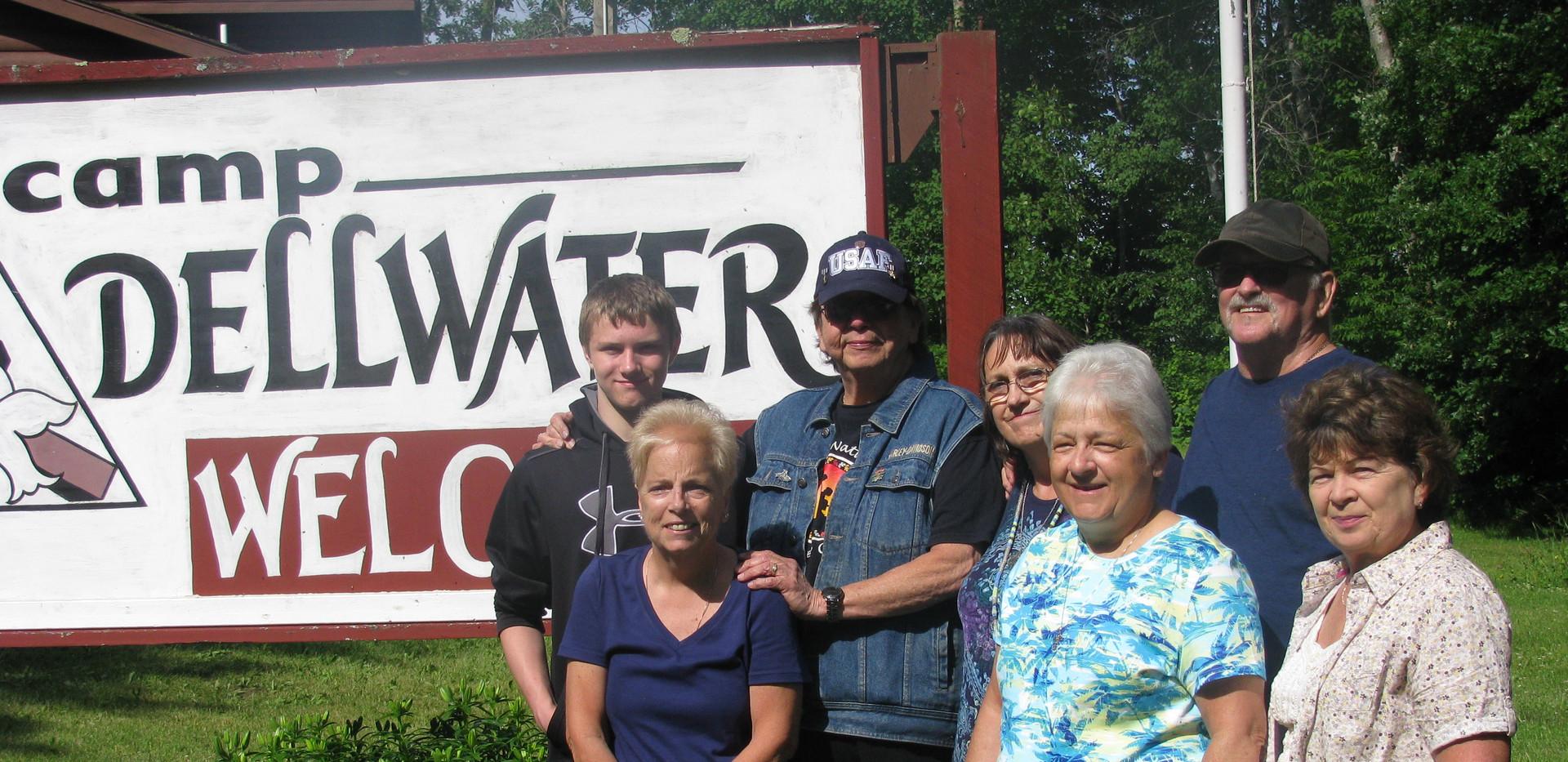 Camp Dellwater mission
