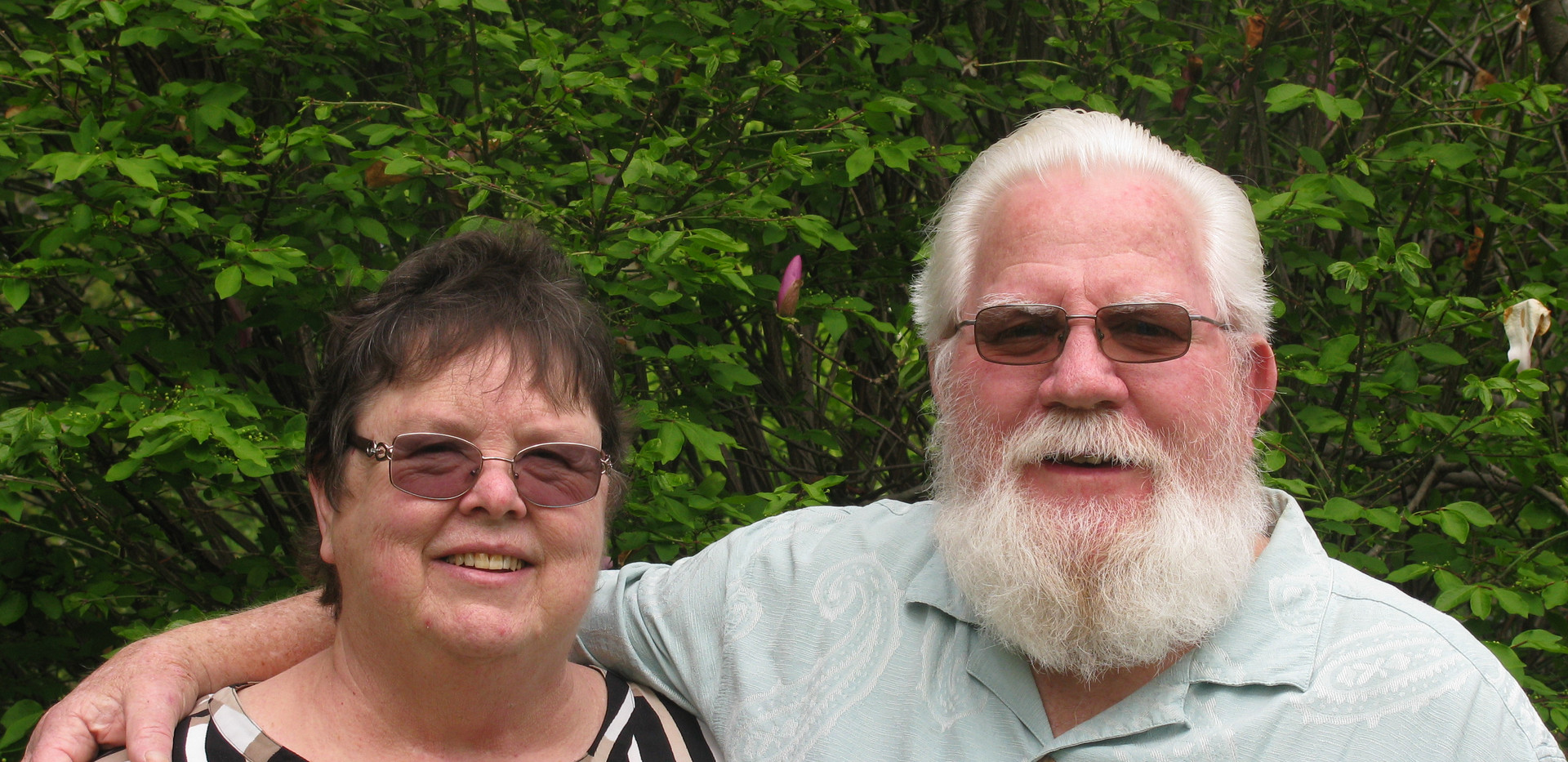 50 years for Eddie and Cathy