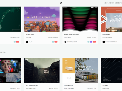 10 Websites You should Bookmark for UI/UX Trends in 2020