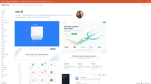 A showcase of beautiful and well-designed web app screens for design inspiration. Including screens from behind signup/paywalls! Not only this they have categorized by each web component like Landing, Pricing, Plans, Intro and Dashboards etc.