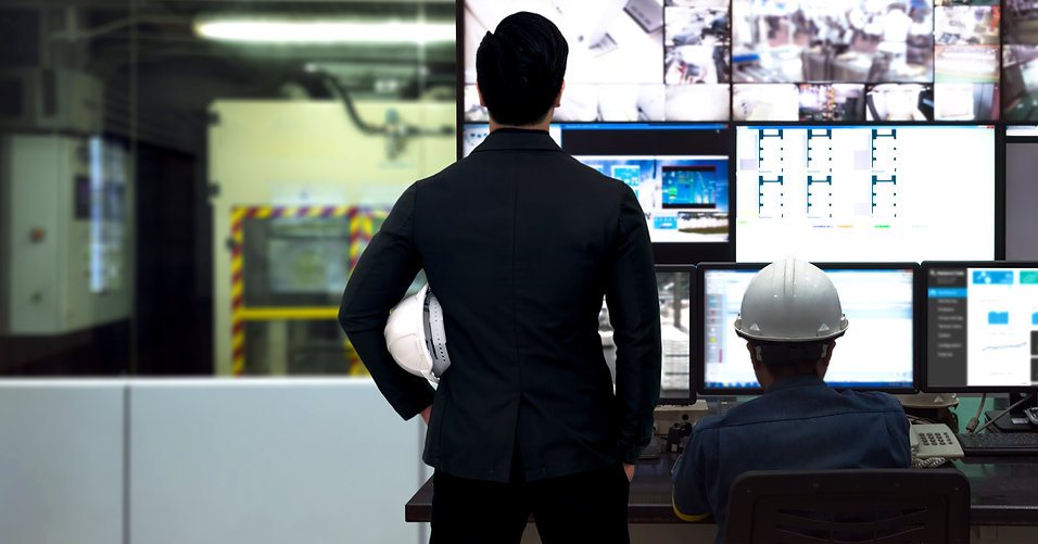 Process Control room and Industrial Auto