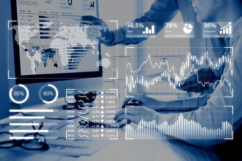 Business analytics dashboard reporting c