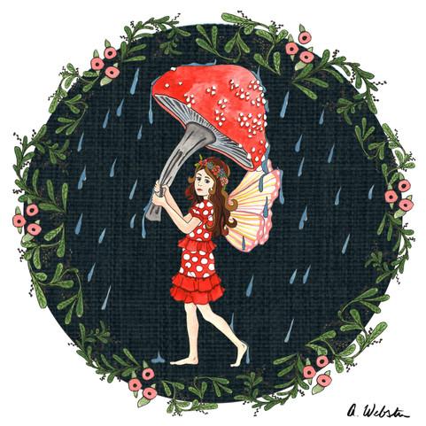 Mushroom Fairy