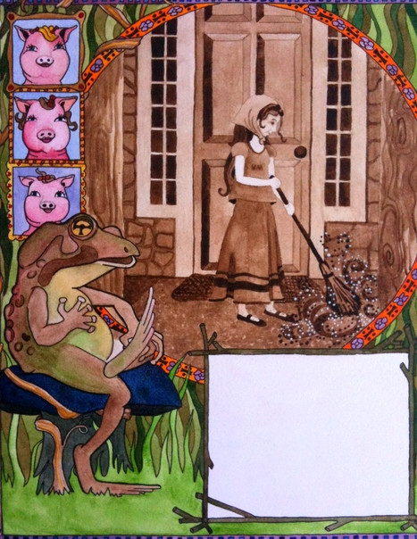 Cinderella & The 3 Pigs