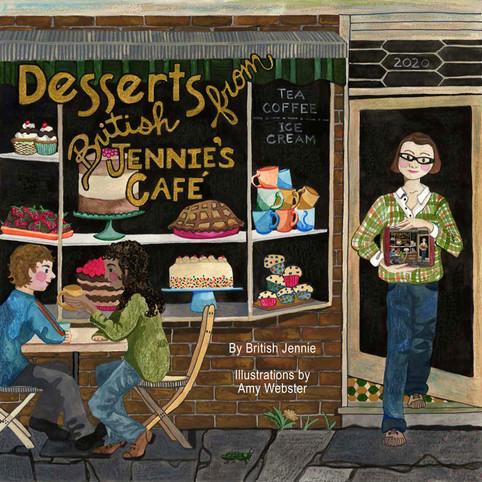 Desserts From British Jennie's Cafe