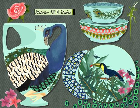 Tropical Ceramics