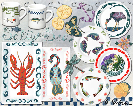 Coastal Picnic Collection