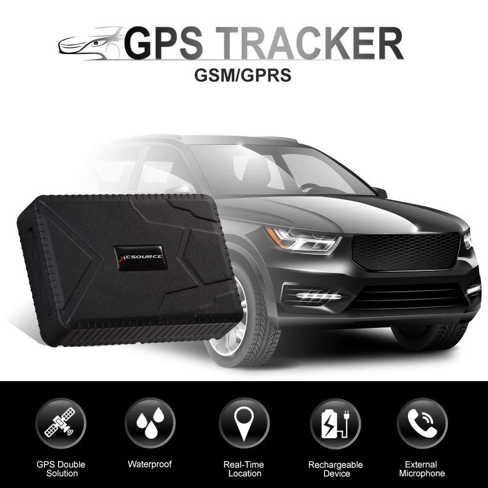 GPS Tracker 10000mAh Anti-Lost Waterproof GPS Tracker, 120 Days Standby  GSM/GPRS