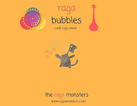 Raga Bubbles BOOK