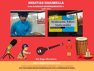 Shreyas Garimella_Mathematics and Music.