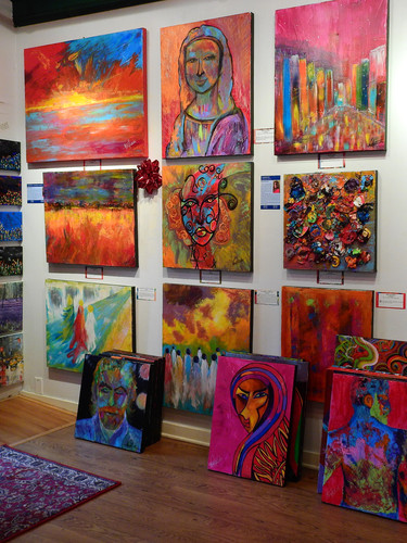 Current Exhibit at the Westport River Gallery
