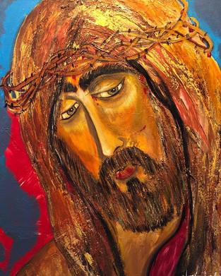 The Bridegroom Cometh Acrylic on canvas