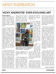 Art World News Magazine pg.1 of 2