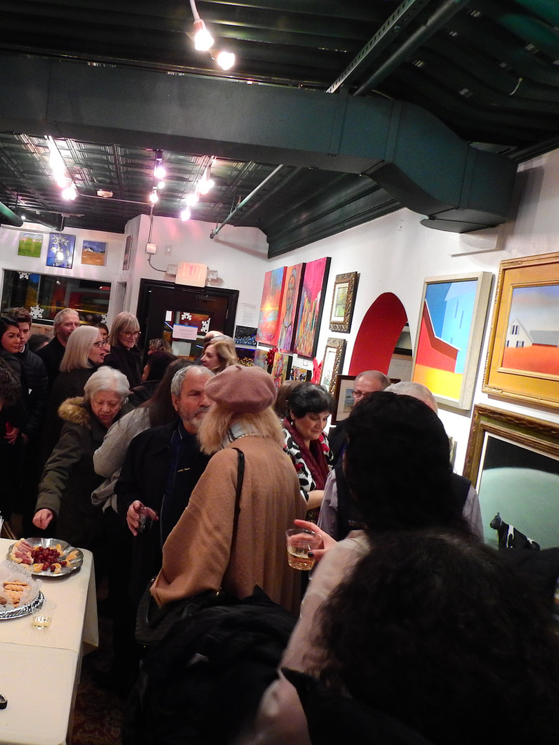 Show at the Westport River Gallery