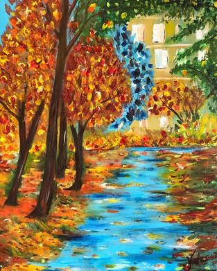 Concordia 24x30 Acrylic on Canvas  Now