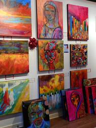 Exhibit at the Westport River Gallery