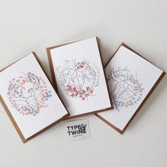 Bloom & Bones Cards