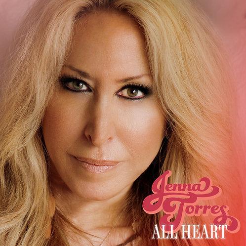 All Heart - CD