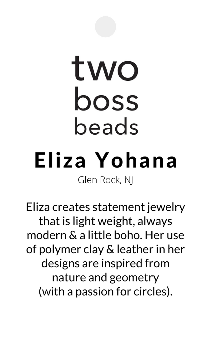 Two Boss Beads