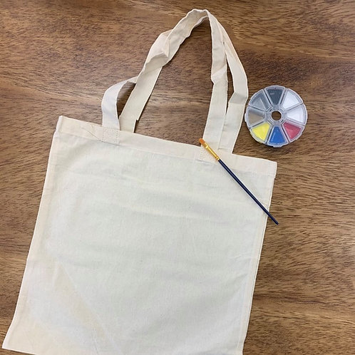 Tote Bag Painting Art Kit
