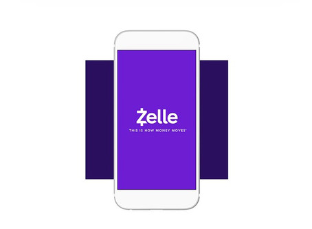 Now using ZELLE & VENMO  !